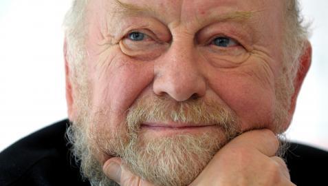 Kurt Westergaard, en una imagen de 2010