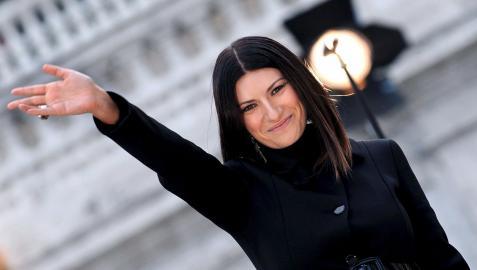 Laura Pausini, en una fotografía de archivo