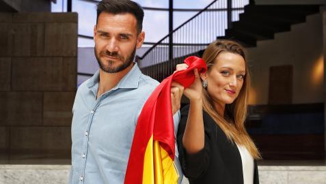 Saúl Craviotto y Mireia Belmonte, abanderados españoles en los JJ OO de Tokio