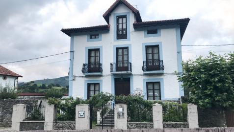 Preciosa casa de Indiano en Beinza-Labaien