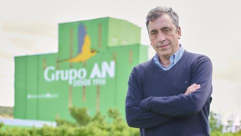 Alfredo Arbeloa, director general del Grupo AN