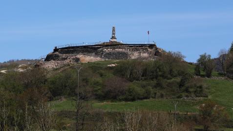 El castillo de Amaiur