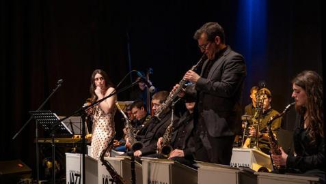Concierto de la Pamplona Jazz Big Band