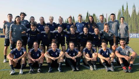 Plantilla de Osasuna Femenino para la temporada 2021-2022