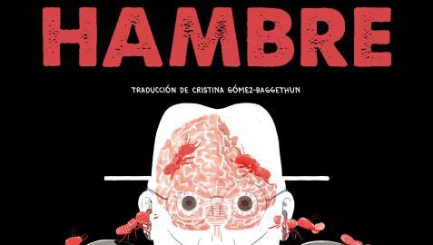 Imagen del cómic 'Hambre' cedida por la editorial Nórdica