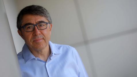 Eduardo López-Dóriga, barcelonés y navarro, es el nuevo presidente de Sociedad Civil Navarra, surgida hace seis años