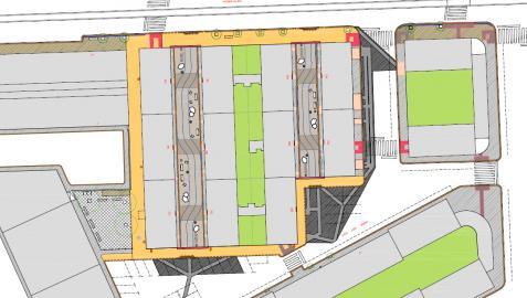 Ayuntamiento y Mancomunidad reurbanizarán el entorno de la Colonia San Miguel y renovarán las redes de abastecimiento y saneamiento de esa zona de Txantrea