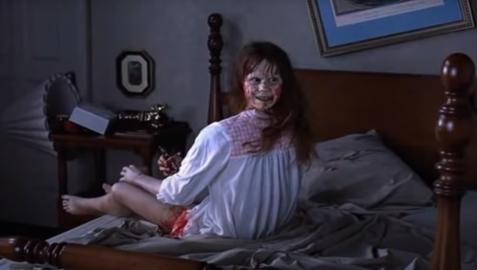 Fotograma de 'El exorcista' (1973)