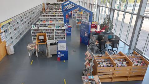 Biblioteca de la Txantrea