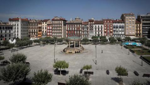 Lugares para conocer, pasear, comprar y comer en Pamplona