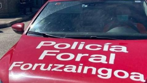 Policía Foral interviene en 29 localidades durante el fin de semana porbotellones, peleas y molestias vecinales