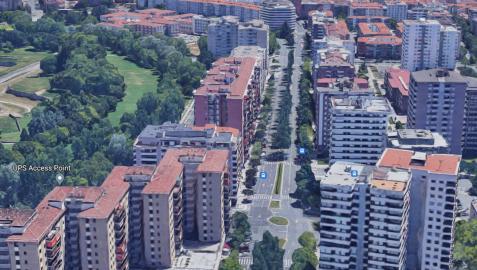Avenida Sancho El Fuerte