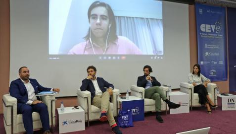 Último debate de los Cursos Europeos de Verano