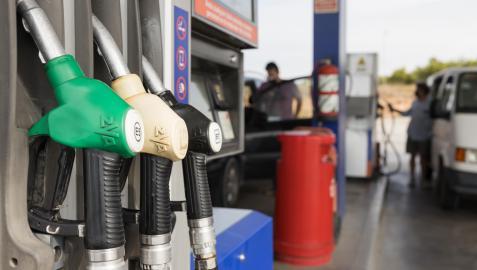 Gasolinera en Tudela