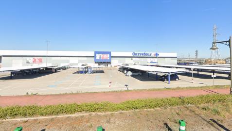 Centro Comercial Carrefour de Tudela