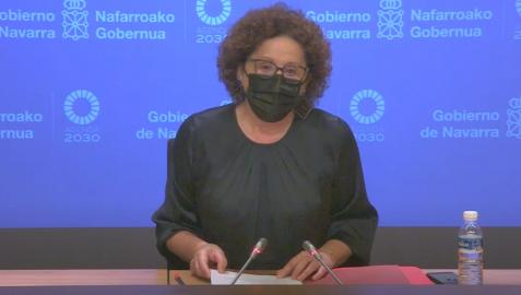 Mari Carmen Maeztu, consejera de Derechos Sociales