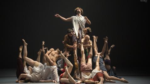 Imagen de la Compañía Nacional de Danza.