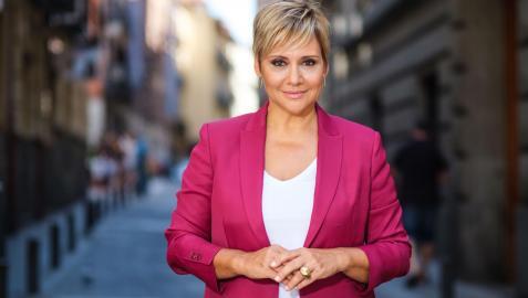 Gloria Serra arranca una nueva temporada de 'Equipo de investigación' en La Sexta