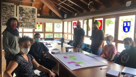 Proceso participativo del Valle de Arce