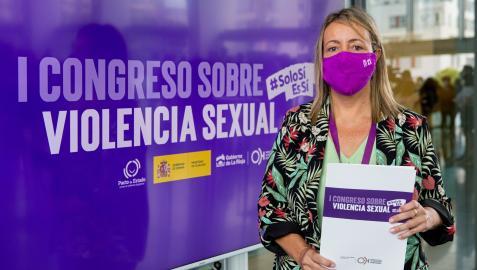 Marian García, experta del INAI