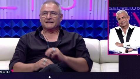 Chimo Bayo, en el concurso Secret Story