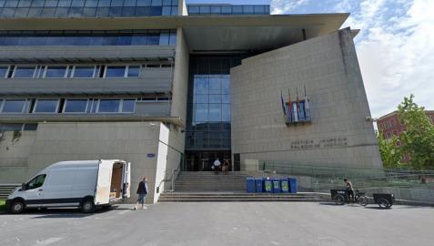 Palacio de Justicia de San Sebastián