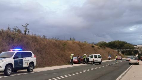 El accidente ha tenido lugar en el término municipal de Orkoien