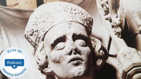 Arnaldo de Barbazán en su sepulcro