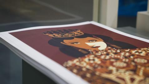 El Ayuntamiento de Barcelona está distribuyendo 15.000 carteles más de la Mercè 2021  AYUNTAMIENTO DE BARCELONA  16/09/2021