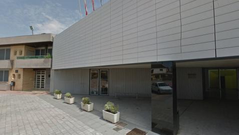 Auditorio Juan Antonio Ducun de Ribaforada