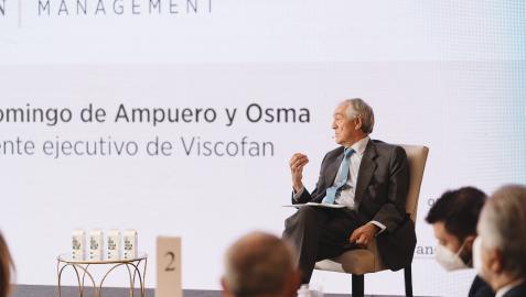 Desayuno de Trabajo con José Domingo de Ampuero y Osma