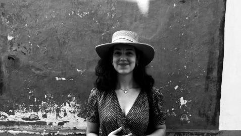Aitana Monzón Blasco ya posee a sus 21 años varios reconocimientos literarios