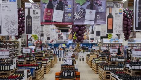 Feria vino E.Leclerc