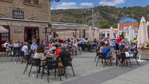 Septiembre fue un mes cálido en toda Navarra
