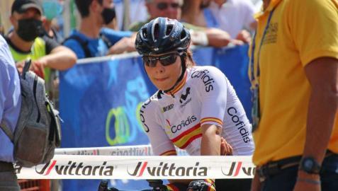 Laia Puigdefábregas participa hoy en la prueba de línea