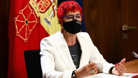 Consejera de Salud, Santos Induráin