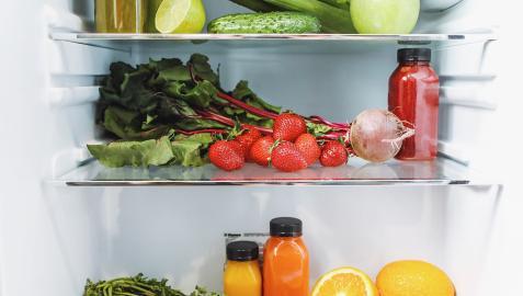 Los cajones destinos a las frutas de los frigos más modernos son importantes.