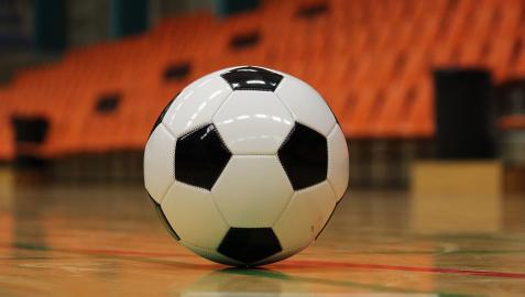Imagen de balón de fútbol sala