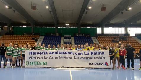 Helvetia Anaitasuna, con La Palma