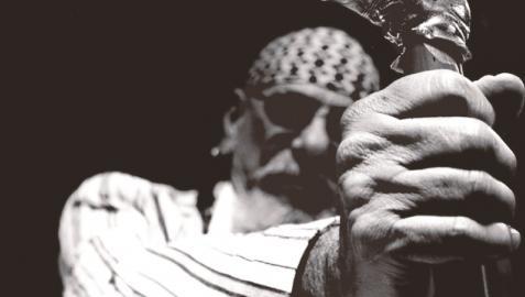 Enrique Villarreal, El Drogas, en una imagen promocional