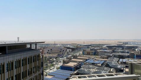 Imagen genérica de Dubái