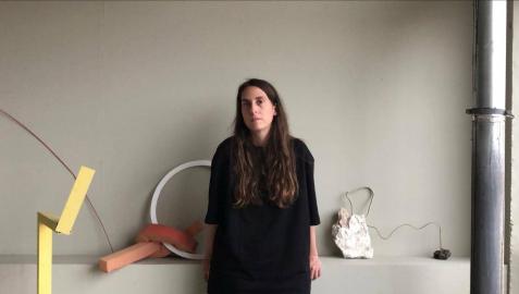 La pamplonesa Maitane Beaumont Arizaleta reside desde hace 14 años en Barcelona
