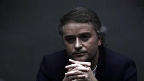 Iván Redondo, durante la entrevista