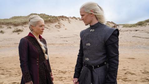 Primeras imágenes oficiales de los protagonistas de 'La Casa del Dragón' ('House of Dragon', la precuela de 'Juego de Tronos'