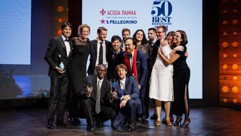 Noma recibió el premio al mejor restaurante del mundo  THE WORLD'S 50 BEST RESTAURANTS  05/10/2021