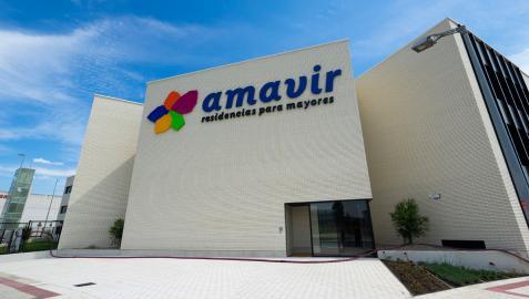 Centro de Amavir en Sarriguren