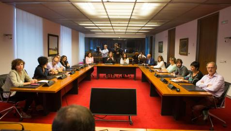 Comisión Economía y Hacienda Navarra