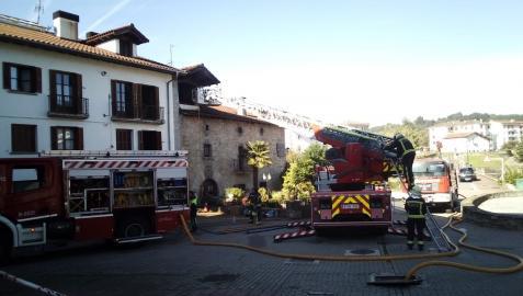 incendio Lekunberri