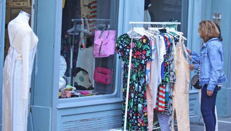 Comercio calle Pamplona