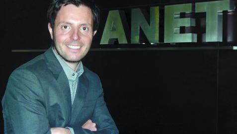 T: MIGUEL SUÁREZ, PRESIDENTE DE ANET A: CEDIDA F: 30-9-2021